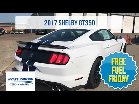FREE FUEL FRIDAY | 2017 Shelby GT350 | Win Free Gas Today!