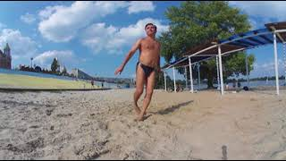 Волейбол - 3:3 3D 360 VR