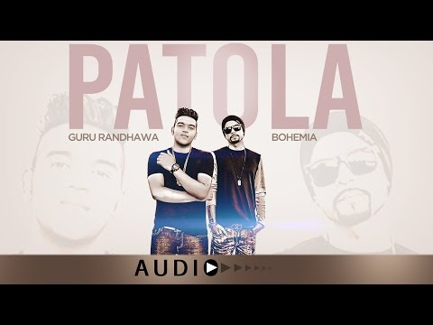 PATOLA GURU RANDHAWA FULL AUDIO SONG | LATEST PUNJABI SONG | T-SERIES APNA PUNJAB
