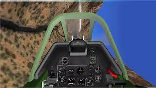 217 Squadron FSX-SE Grand Canyon Flight