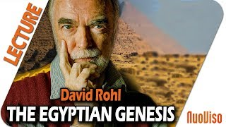 The Egyptian Genesis - David Rohl