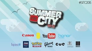 Summer in the City 2015 Live Day 2