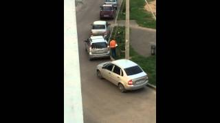 Пипец. Мастера парковки в городе Ярославль.
