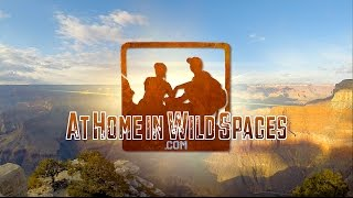 At Home in Wild Spaces - Outdoor Trailer
