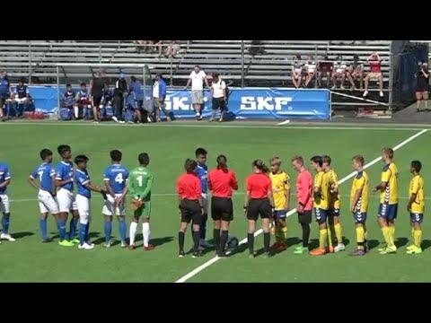 Tim LKG SKF Indonesia Bekuk Tim Denmark 18-0