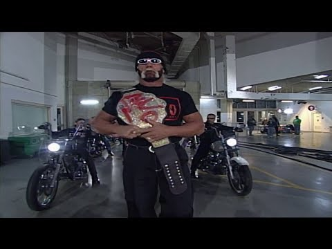 NWo Wolfpac Elite With The Hells Angels [Nitro - 11th January 1999]