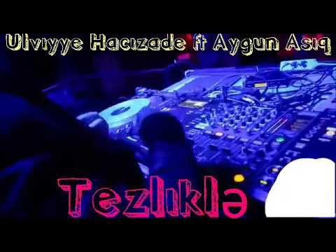 Ulviyye Hacizade - Gözler Danişir (Official Audio)