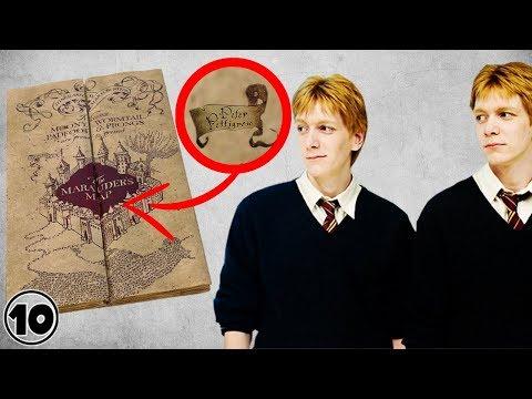 Top 10 Harry Potter Moments That Made No Sense