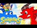 Smighties - Dragon Cartoon For Children New Episode | Funny Cartoon Video | Cartoons for Kids