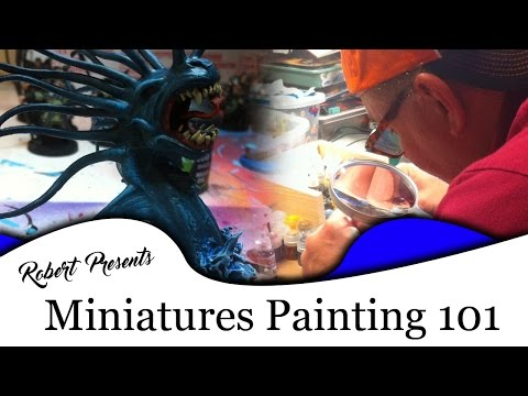 painting with rob     episode 1    setting the stage!