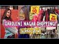 WINTER Shopping in SAROJINI NAGAR | TryOn HAUL Sweaters at Rs.90 |ThatQuirkyMiss
