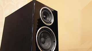 wharfedale Diamond 240 Speakers Sound Demo, Rock