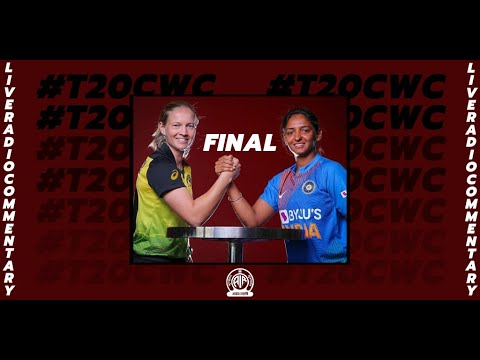 The FINAL | INDIA V AUSTRALIA on PB Sports Network | T20WorldCup #INDvAUS