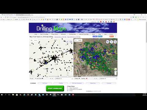 How to Find Cell Phone Towers Near Oil & Gas Drilling Operations
