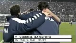 Batistuta amazing goals