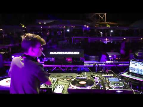 BARKS @ BARRAKUD party trip PAG island 14.08.2013 video1