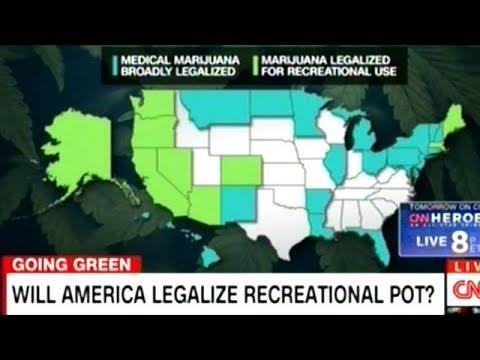 WILL UNITED STATES LEGALIZE MARIJUANA NATIONWIDE?