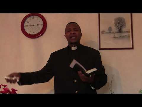Pourquoi faut-il aller à l'Eglise avec le Doct. Ikwa  Mpia  Joseph (02)