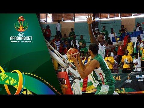 Central African Republic v Morocco - Highlights - FIBA AfroBasket 2017