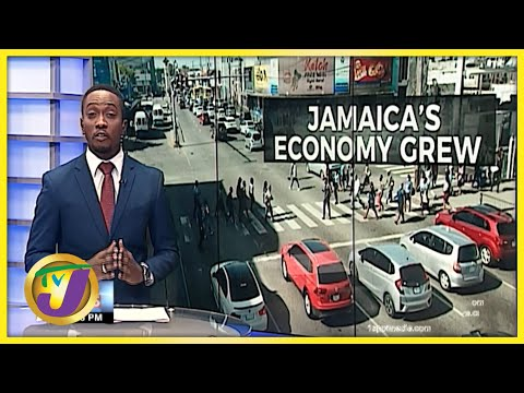 Jamaica's Economy Estimated to have Grown 12.9% | TVJ News - August 26 2021