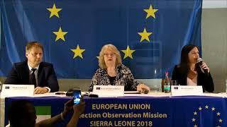 EU Press Conference 3 April