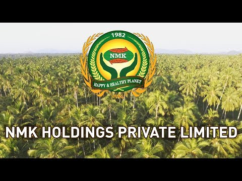 NMK Holdings Private Limited | Largest edible oil manufacturing company in Sri Lanka
