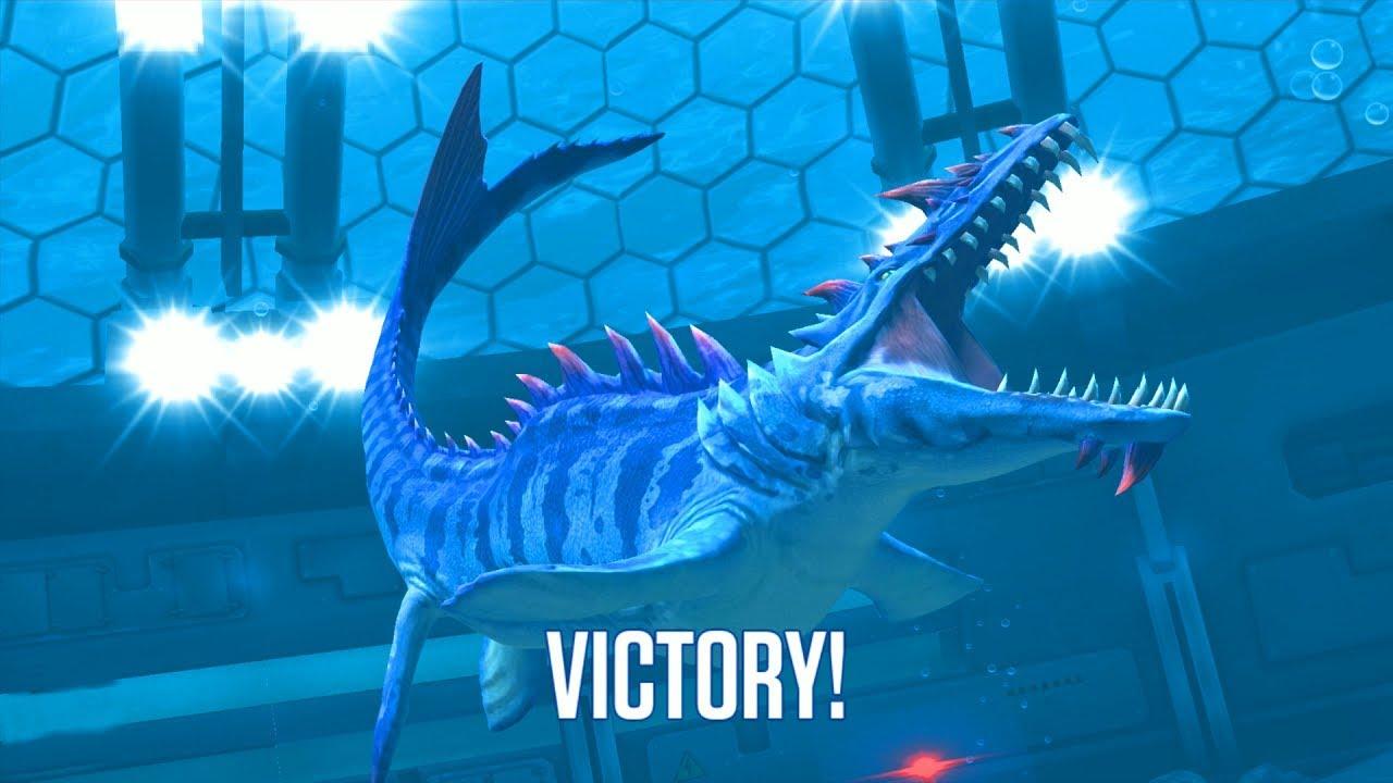 Jurassic World Game Mobile #68: Hainosaurus siêu khủng long nước