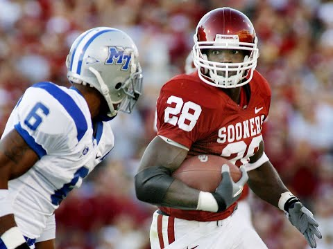 The Most Powerful RB  in College Football HISTORY 💯 Adrian Peterson was A MAN AMONG BOYS! 🔥🔥🔥