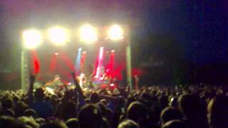 Deichkind Bierdusche Juicy Beats 14 - 01.08.2009