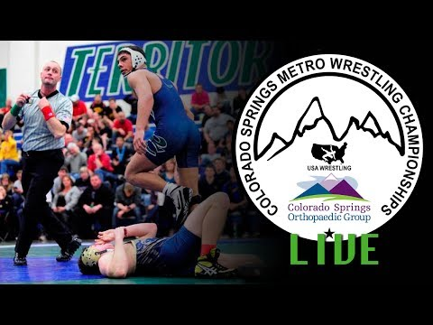 2014 Colorado Springs Metro Championships Finals Live - 1st Place