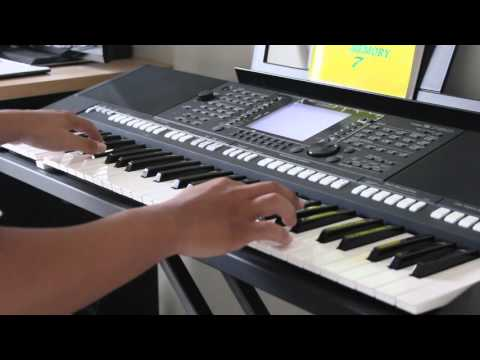 Tak Pernah Ternilai - Last Child (Piano cover)