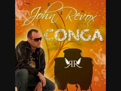 JOHN REVOX CONGA