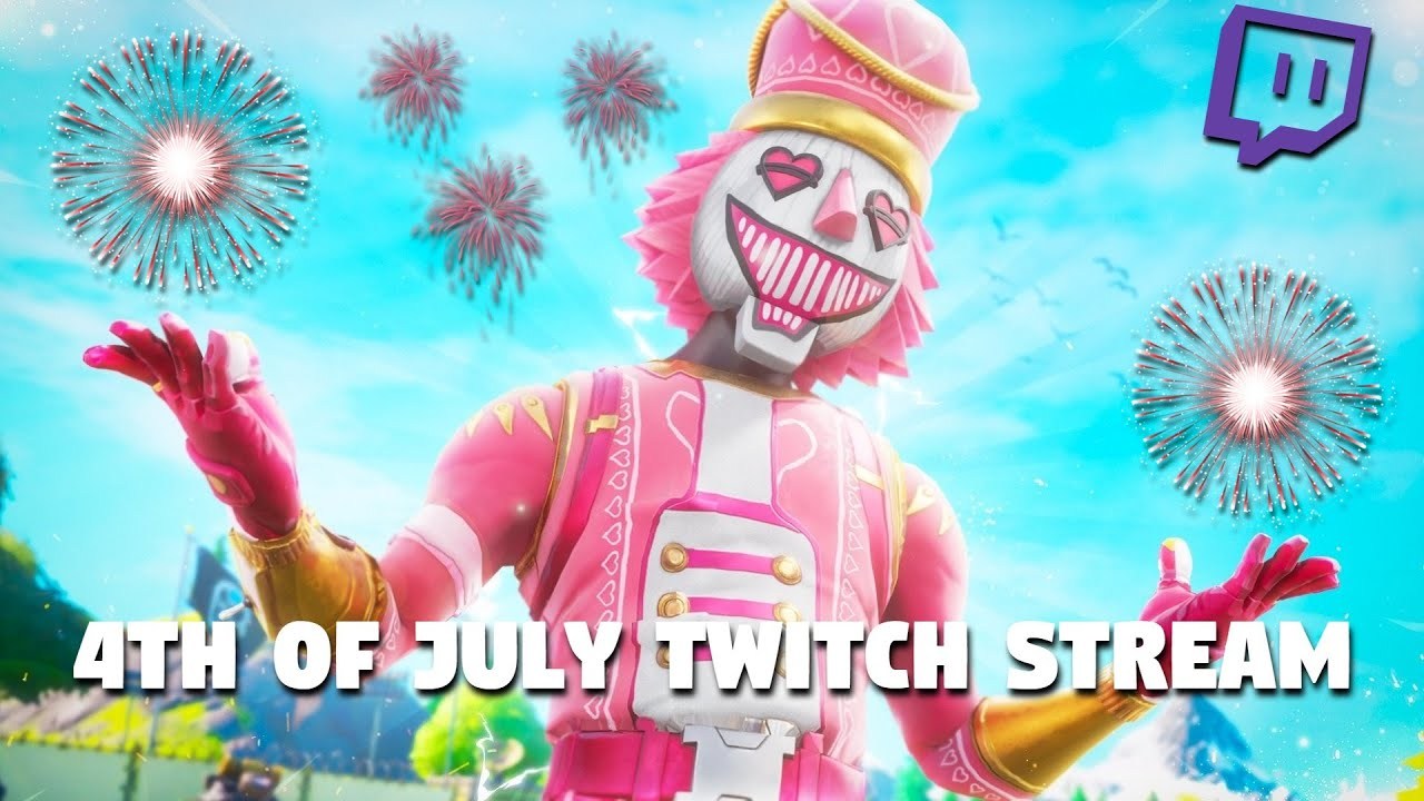 THE MOST CRACKHEAD 4TH OF JULY TWITCH STREAM ALIVE! | Twitch Highlights