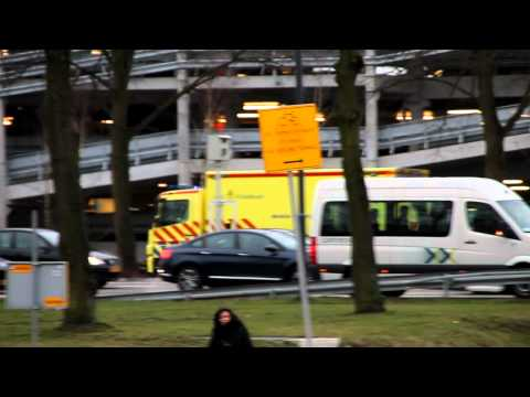 Ambulance - A1 UMC St Radboud Nijmegen - 08-301 (MICU)