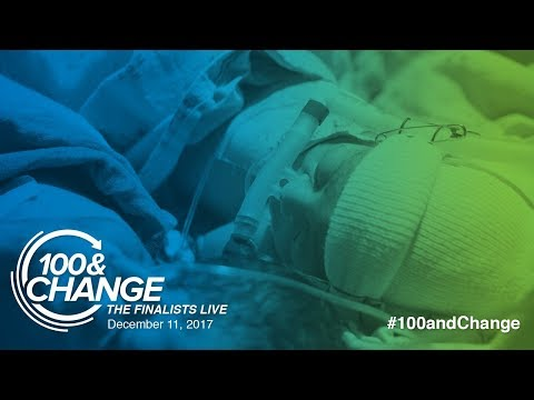 Rice 360° Institute for Global Health   100&Change: The Finalists Live Presentation