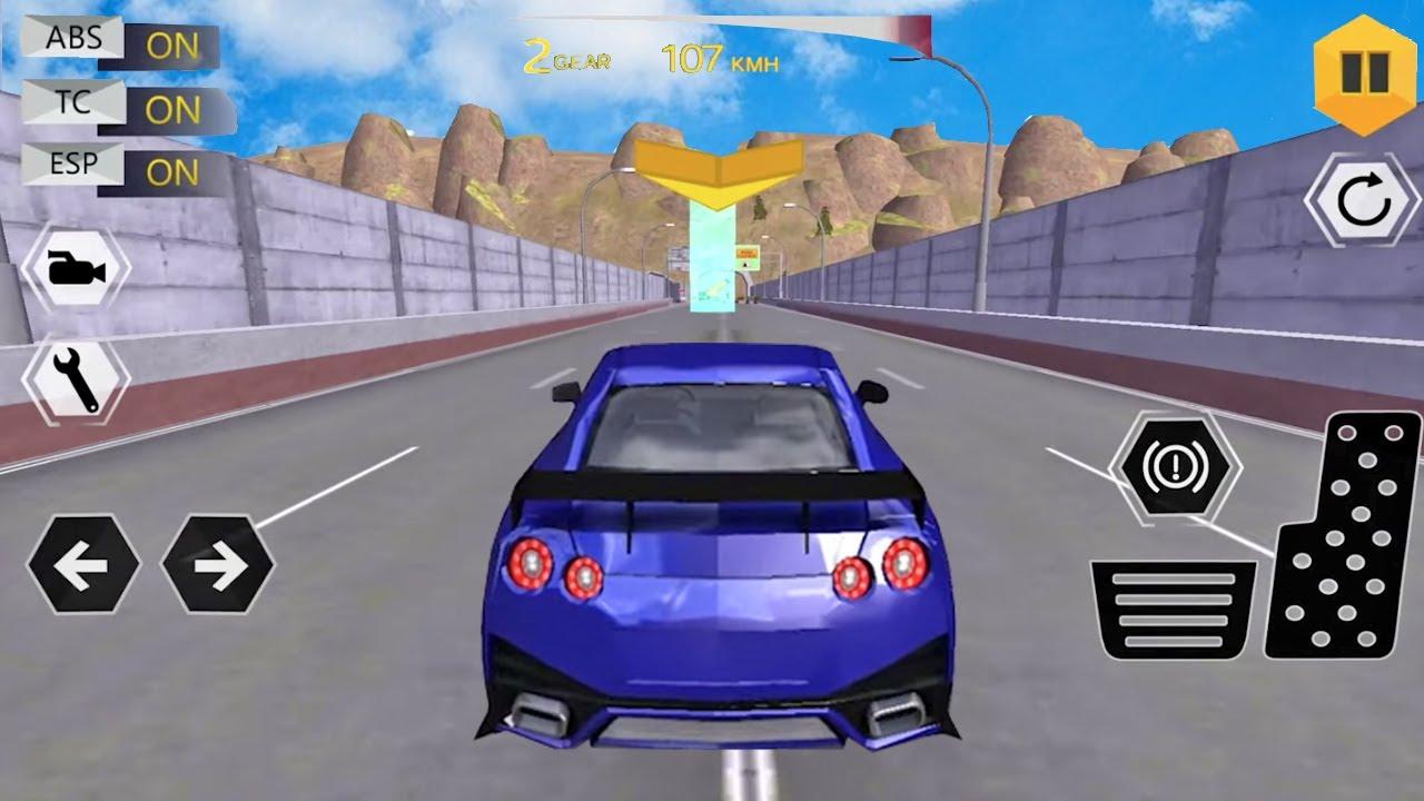 Jogos de Carros - Dirigindo Carros Esportivos Extremos