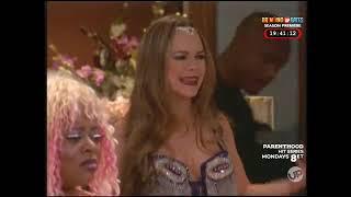The Parkers Season 2 Episode 7   Scary Kim Halloween episode Moesha cast Guest stars the golden era