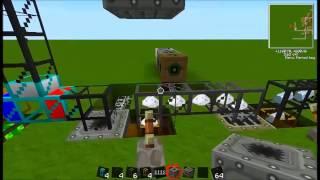 Tekkit- Automated Macerator Setup
