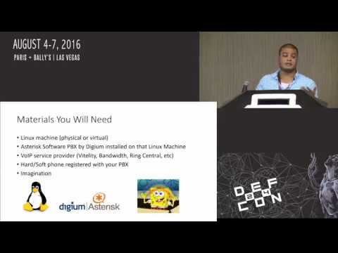 DEF CON 24 - Weaponize Your Feature Codes