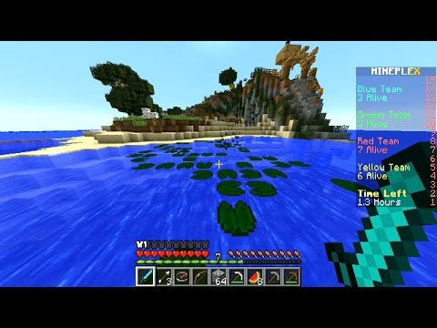 Minecraft BRIDGES PVP #7 with Vikkstar (Minecraft PVP) from YouTube · Duration:  22 minutes 53 seconds