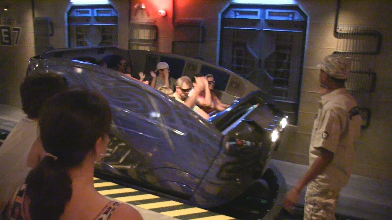 Transformers: The Ride - 3D Detailed queue walkthrough at ...  Transformers: T...