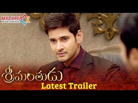 Srimanthudu Movie | Latest Trailer | Mahesh Babu | Shruti Haasan | Mythri Movie Makers