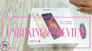 Panasonic Eluga Ray Max - Unboxing & Review [ Hindi ]