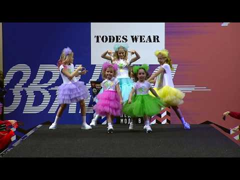 TODES KABAROVSKY  -  показ коллекции на неделе моды, в Гостином дворе 2019