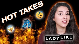 Chantel Reveals Her Unpopular Opinion • Hot Takes • Ladylike