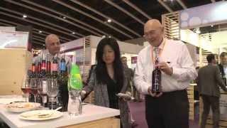 French, Italians Toast Hong Kong Wine Trade