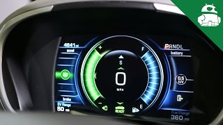 Beyond Android: a look at the Chevrolet Volt battery