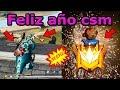 FELIZ AÑO NUEVO!!!! CSM!!! HEROICO!!! OMG!!! RANDOM!!! FREE FIRE REVISA MI CASO #32