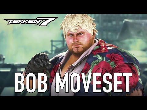 TEKKEN 7 - PS4/XB1/PC - Bob Reveal Trailer (EVO 2016)