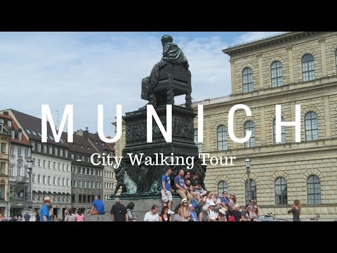 top 10 sights in munich youtube. Black Bedroom Furniture Sets. Home Design Ideas